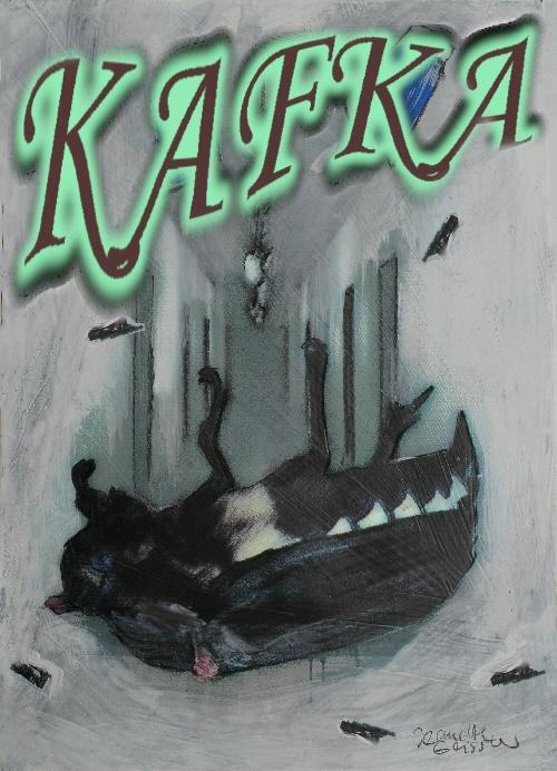 """Jeanette Geissler  – """"Kafka - The Metamorphosis """" One of Kafka's best-known works."""