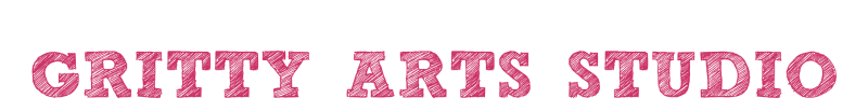 Gritty Arts Studio Logo