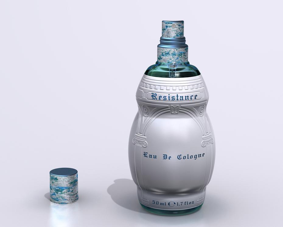 Resistance Eau De Cologne 50 ml