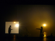 Whisper by Proto-type Theater at Performance Space 122, July 9-13, 8pm