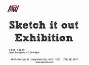 SKETCH IT OUT Exhibition