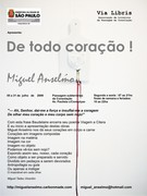 De todo Coração! - exposição SP-BR/ Of every Heart! - Exhibition /