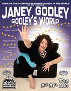 GODLEY'S WORLD Edinburgh Festival 2009