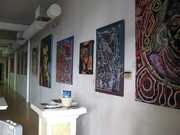 Michael Kulick's Artshow  Kingston NY