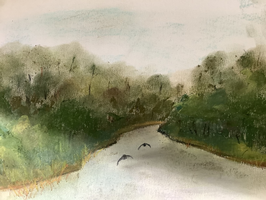 Rivière imaginaire