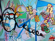 Ion Studio presents: Once Upon a Graffiti by Helene Mukhtar