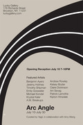 Arc Angle Opening Reception