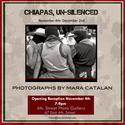 Chiapas, Un-silenced