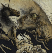 A Curious Commotion | Jeremy Hush Solo Exhibition