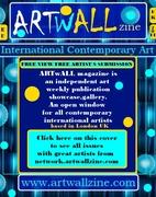NEW WEBSITE FOR ARTWALLZINE OPEN FOR ALL ARTISTS