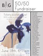 50/50 Fundraiser at Brooklyn Artists Gym