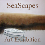 SeaScapes Art Exhibition Now Online and Ready to View