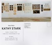 "Kathy Stark ""New Work"""