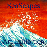 3rd Annual SeaScapes Art Exhibition Now Online Ready to View