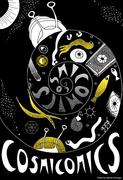 Multimedia Theater Play COSMICOMICS based on novel by Italo Calvino