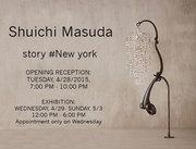 Shuichi Masuda - story #New york