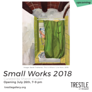 Small Works 2018