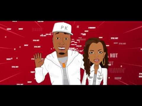 Positive K & MC Lyte -  I'm Still  Not Havin' It (Official Video)