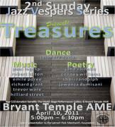 2nd Sunday Jazz Vespers