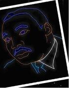 Black History Laser Tribute and Storytime