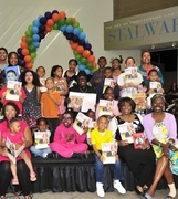Ears are Burning, Children are Learning, CAAM's Annual celebration of National Children's Book Week