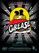GREASE the Musical! Presented by ICEF Public Schools and STTAF