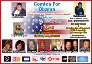 Comics for Obama