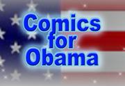 Comics for Obama at Barbara Morrison Performing Arts Center