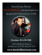 Darryl Williams with special guests!!!