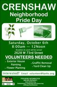 Crenshaw Neighborhood Pride Day - Neighborhood Housing Services