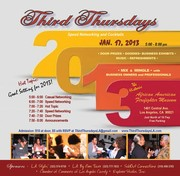 Third Thursdays Network Mixer