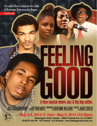 """""""Feeling Good"""" the explosive new musical where hip hop & jazz collide"""