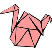 Origami Activity from Recycled Paper