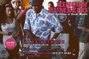 October 5th Rincon Rumbero @ KAOS Network in Leimert Park