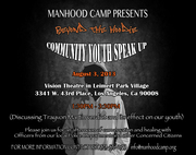 Beyond The Hoodie: Community Youth Speak Up