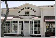 "The WORLD STAGE Saturday Jazz Workshop ""Holiday Presentation"" SOS"