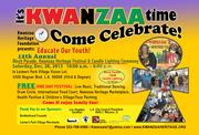 KWANZAA HERITAGE FESTIVAL BLOCK PARADE & CANDLE LIGHTING CEREMONY