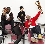 The Music Center Presents World City: Black Violin