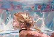 Adrian Giuliani - Children's Pastel Portraits 3PM - PST