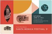 23rd Annual Santa Monica Festival at Clover Park