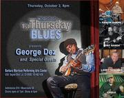 Michael Gliona's First Thursday Blues Show and Jam