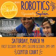 Baldwin Hills Crenshaw Kids Club: Robotics using LEGOS