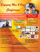 Engaging Men and Boys to Prevent Domestic Violence and Sexual Assault While Promoting Healthy Manhood in Los Angeles