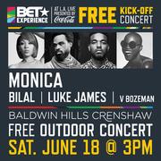 Free BETX Concert Presented by Coca-Cola & Baldwin Hills Crenshaw