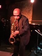 Azar Lawrence Quintet - Special Guests, Nolan Shaheed, tr; Theo Saunders, p; Alphonse Mouzon, dr & Henry Franklin, b