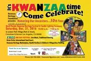 KWANZAA HERITAGE BLOCK PARADE, FESTIVAL & CANDLE LIGHTING CEREMONY