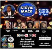 The Stevie Mack Show - April 30 2017
