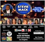 The Stevie Mack Show - January 29th  2017