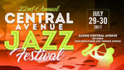 Central Avenue Jazz Festival (free)