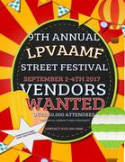 Vendors Wanted for 9th Annual LPVAAMF Labor Day Weekend